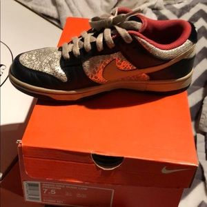 Nike dunk premium